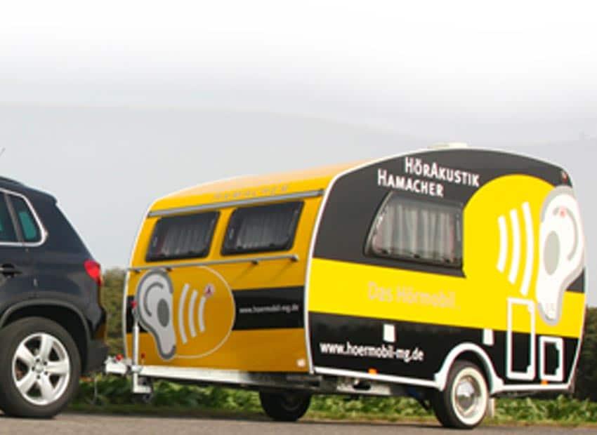 Abbildung Hörmobil Hamacher