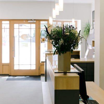 Abbildung Eingangsbereich